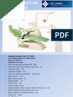 HELLASMED - Integral Dental Unit