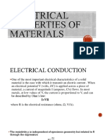 Electrical Properties1