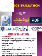 Job Evaluation Methds (Sep 16)