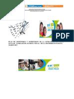 Plan de Actividades Salud Ocular