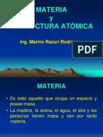 Atomo y Materia III PPT