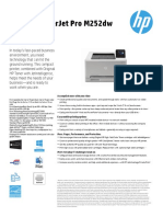 HP M252dn Datasheet.pdf