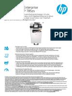 HP 785 Datasheet