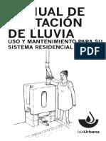 Captaciondelluvia-ManualdeMantenimiento-IslaUrbana
