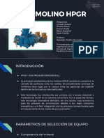 Presentacion Molino Hpgr
