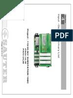 Rc71 Hvac Control Submittal Rev4 Io
