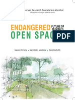 Endangered Future of Mumbai's Open Spaces