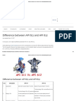 Difference Between API 611 and API 612 - Mechanical Engineering Site