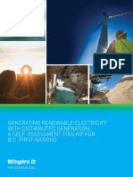 2013 Generating Renewable Electricity
