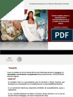 Diapositivas Marco Gral Tutoría