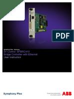 2VAA000720R0001 a en S Control Harmony Bridge Controller With Ethernet (BRC-410) User Manual
