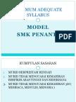 Minimum Adequate Syllabus