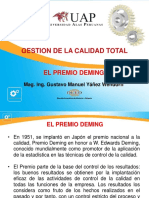 12.- El Premio Deming
