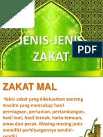 02 Jenis Zakat & 8 Golongan Penerima Zakat