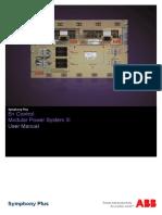 2VAA002191RevA - En S Control Modular Power System III