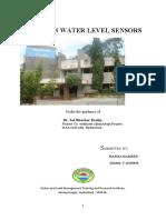 waterlevelsensorsrepot-140720115049-phpapp02