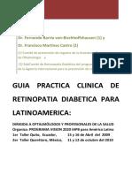 Anexo 13. GPC. Retinopatia Diabética - Latinoamerica