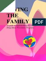 Family Drug Abuse Prevention Program Guide