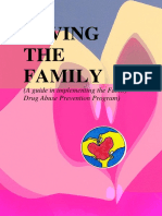 Family Drug Abuse Prevention Program Guide