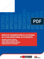 Marco de Fundamentación ECE
