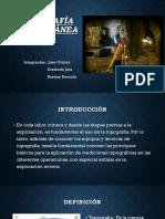 Topografia de Minas Subterraneas