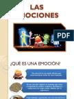 Diapositivas sobre Las Emociones