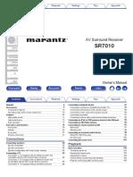 Sr7010u Eng PDF Ug v00a-2