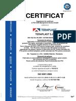 Teraplast PVC - Certificat CE_2014-5