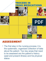 Nursing Process in Administering Medications