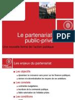 Le Partenariat Public Privé Patrick Vandevoorde