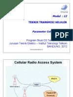 Modul#12 Parameter Cell Design