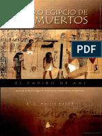 65937904 El Libro Egipcio de Los Muertos Escrito Por E a Wallis Budge