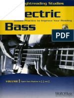 Essential Sight Reading Studies for Electric Bass 1.pdf