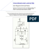 Bedini - Free Energy Motor - Motor Diagrams and Lab Notes (1996)