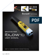 User Manual IBlow10 Final Ver