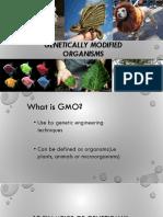 Genetically Modified Organisms[1]