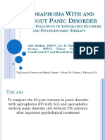 Agoraphobia With and Without Panic Disorder tabel.pptx