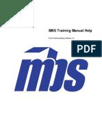 MBS Training Manual