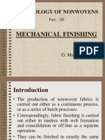 Mechanical Finishing