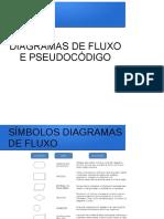 DIAGRAMAS PSEUDOCODIGO