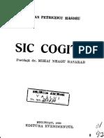 Docfoc.com-Bogdan Petriceicu Hasdeu - Sic Cogito.pdf