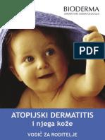 Atoderm Atopijski Dermatitis 1