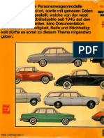 Werner Oswald Deutsche Autos 1945-1975