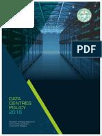Telangana Data Centres Policy