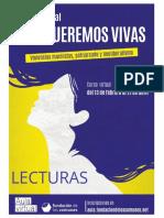 LECTURAS básicas Nos Queremos Vivas.pdf