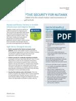 Illumio Adaptive Security for Nutanix