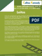 Catalogo Leitos
