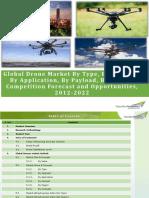 Global Drone Market Forecast & Opportunities, 2022_Brochure