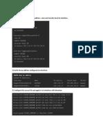 Basic ASA Configuration