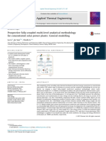 Prospective Fully-coupled Multi-level Analytical Methodology